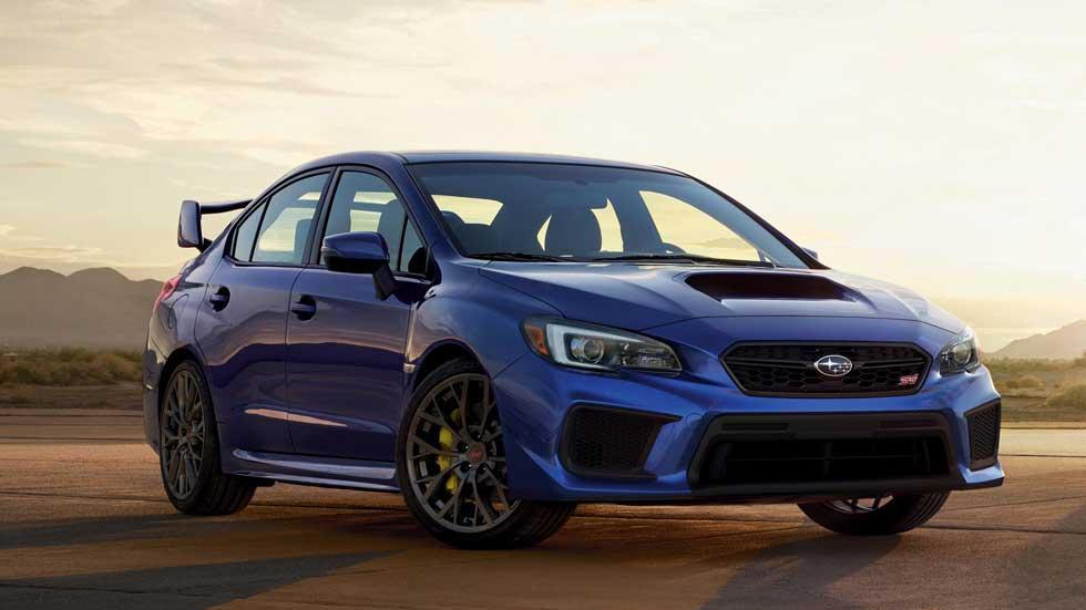 El fin de una era: Subaru suspenderá la venta del WRX STi en Europa