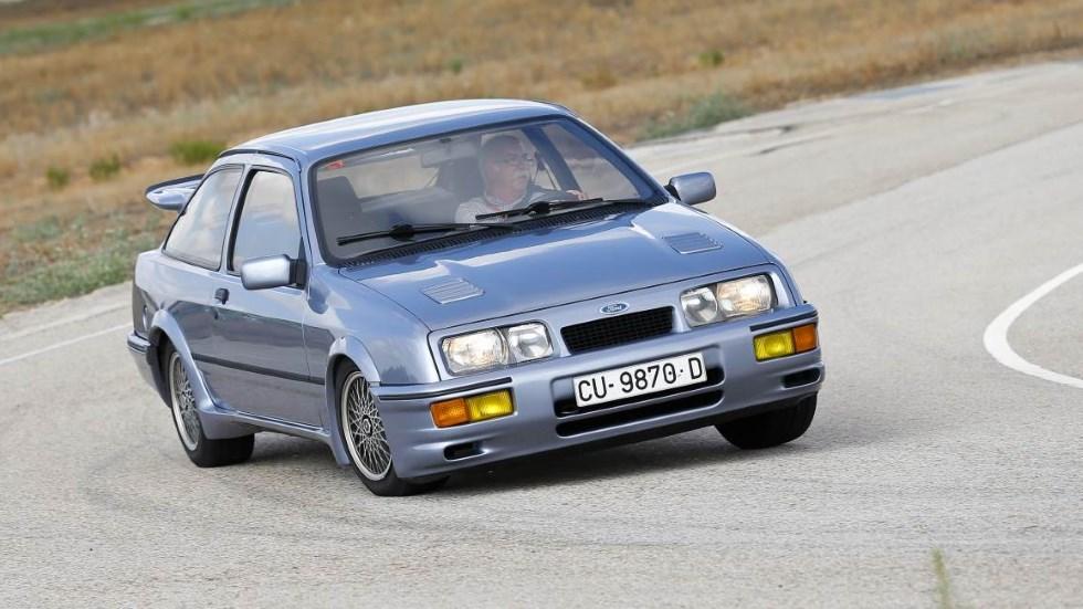 Coches para el recuerdo: Ford Sierra RS Cosworth, historia y prueba