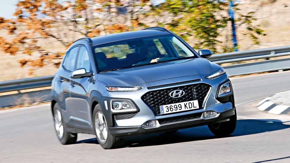 Hyundai Kona 1.0 T-GDI: superprueba a un SUV que dará que hablar
