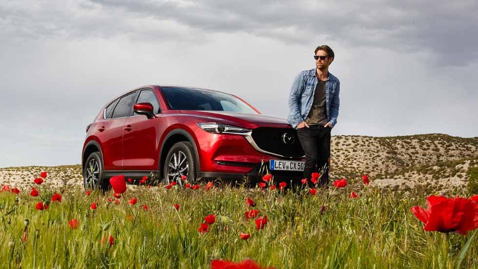 Mazda CX-5: el SUV nipón, ahora con desconexión de cilindros