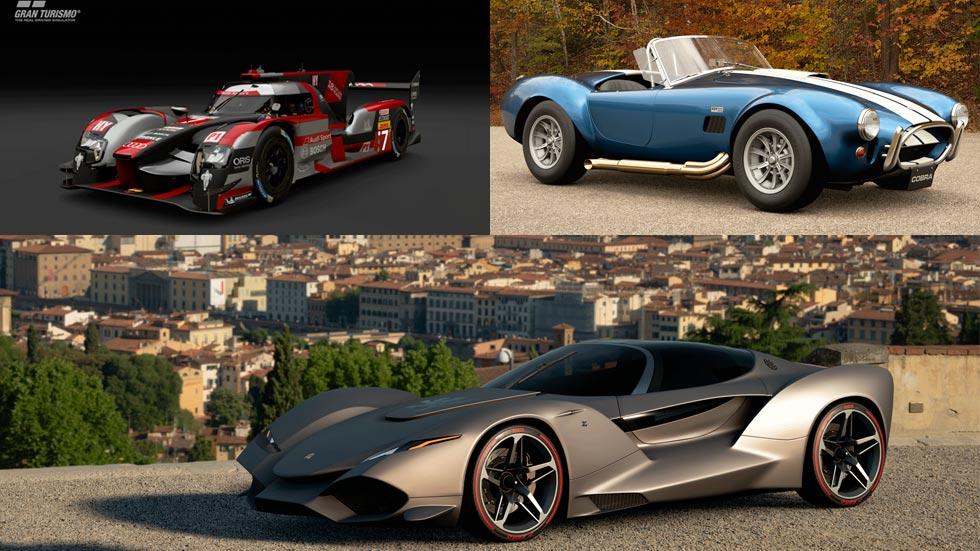 Gran Turismo Sport: nuevos coches, carreras y circuitos