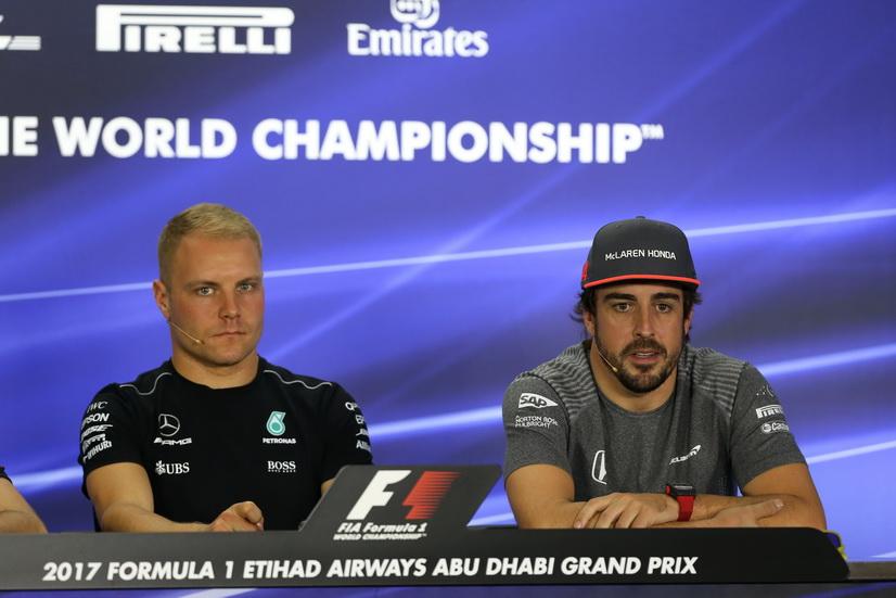 GP de Abu Dabi: Alonso no sabe si disputará este año las 24 Horas de Le Mans