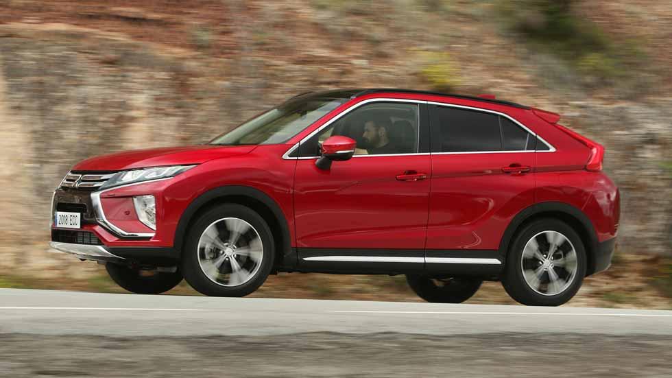 Mitsubishi Eclipse Cross: precios y detalles de equipamiento del nuevo SUV