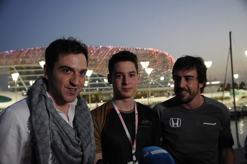 Fernando Alonso y su nueva aventura