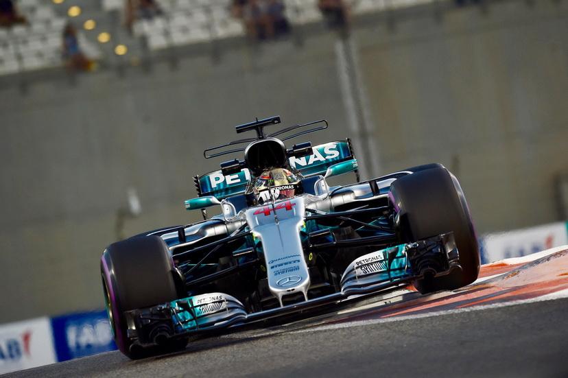 GP de Abu Dabi: otra vez Hamilton domina en Yas Marina