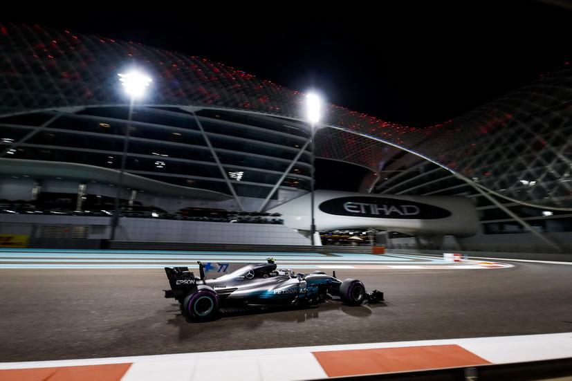 GP de Abu Dabi: última pole de la temporada para Valtteri Bottas