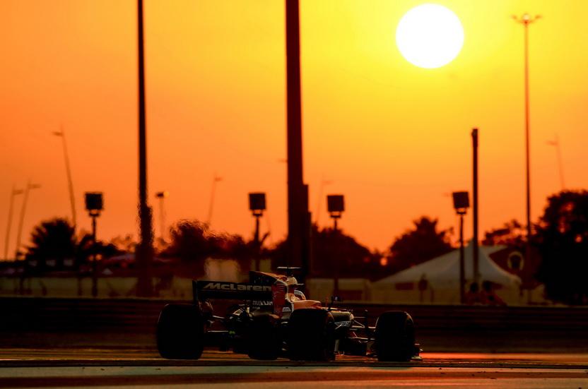 GP de Abu Dabi: Alonso tomará la salida desde la undécima posición