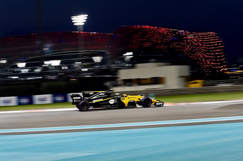 GP de Abu Dabi: Sainz saldrá duodécimo por un problema de motor