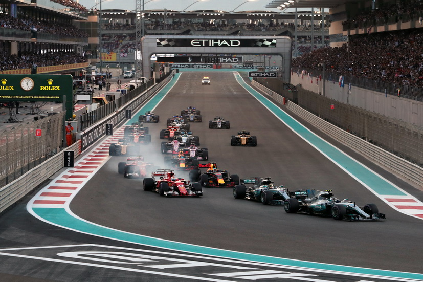 GP de Abu Dabi: victoria para Bottas, Vettel subcampeón y Renault sexto del mundial de constructores