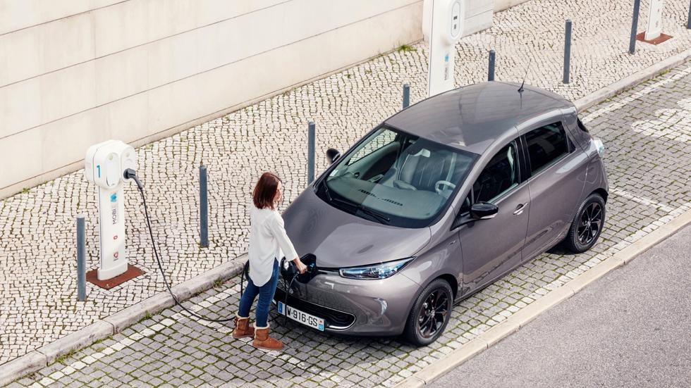 La autonomía real de los coches eléctricos, un 36 por ciento menor que la oficial