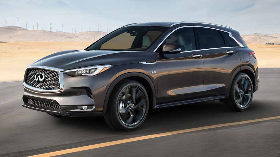 infiniti qx50 2018 as es el nuevo suv rival de q5 alfa stelvio. Black Bedroom Furniture Sets. Home Design Ideas