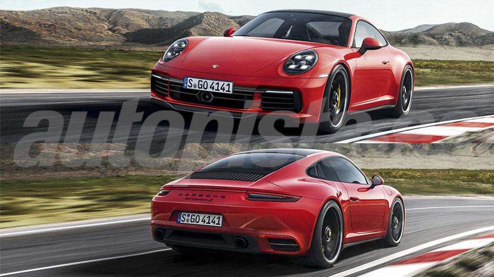 Porsche 911: la nueva generación del mito deportivo, a la venta en 2018