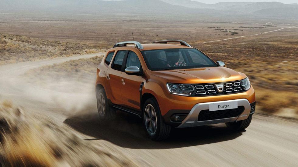 Dacia Duster 2018: más fotos y primer vídeo del nuevo SUV low cost