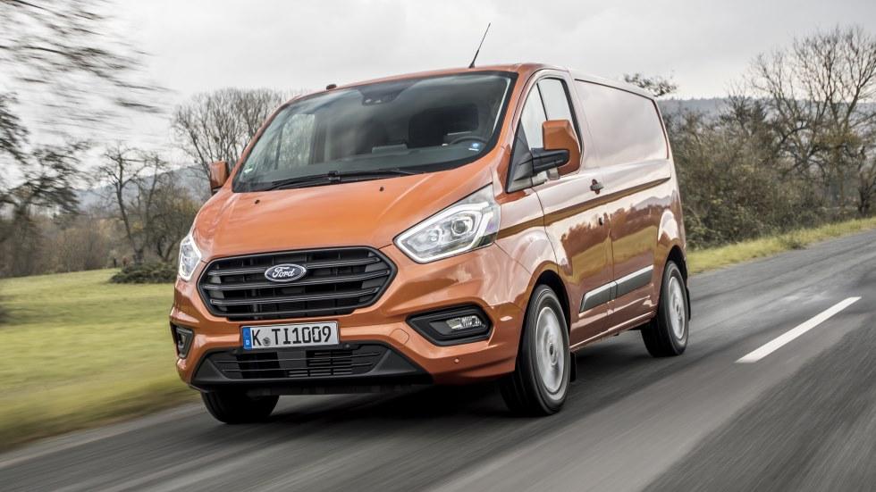 Ford Transit Custom 2018: la furgoneta más vendida en Europa, se renueva