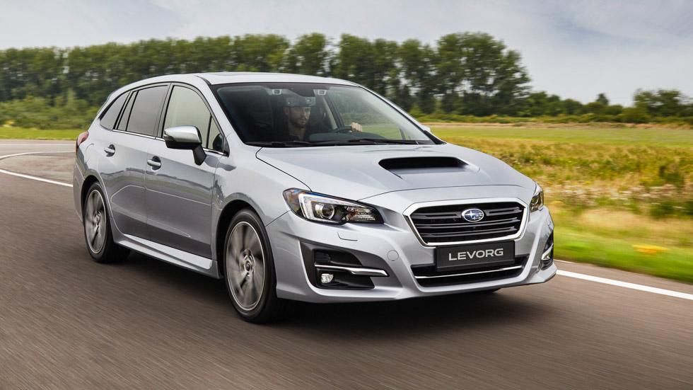 Subaru Levorg: mejoras en equipamiento y diseño para 2018