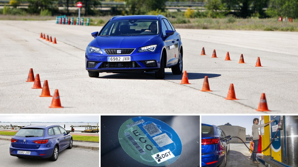 Seat León 1.4 TGI: prueba y datos tras 25.000 km, ¿es un chollo el gas?