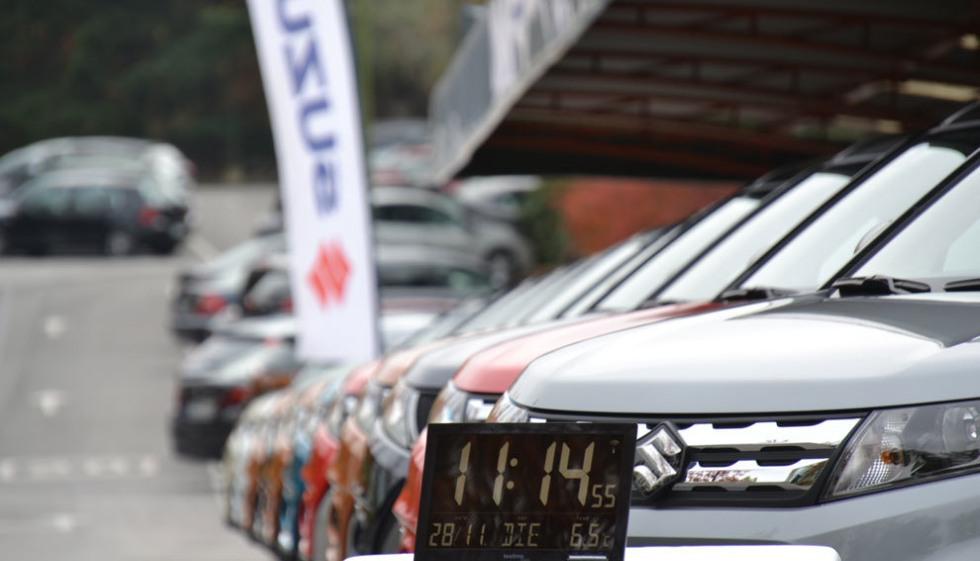 Litros x Kilos 2017: la prueba de consumo más solidaria de Suzuki