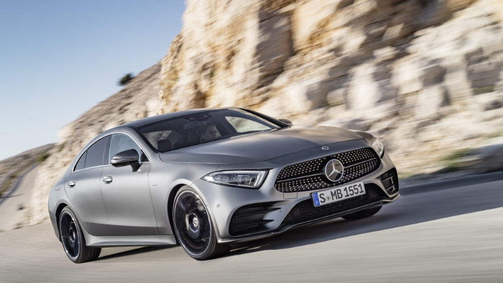 ¡Oficial! Así es el nuevo Mercedes CLS que llegará en marzo de 2018