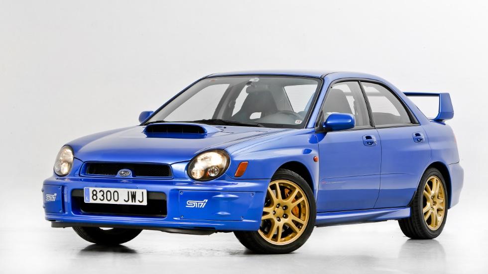 Coches para el recuerdo: Subaru Impreza WRX STi (guía de compra)