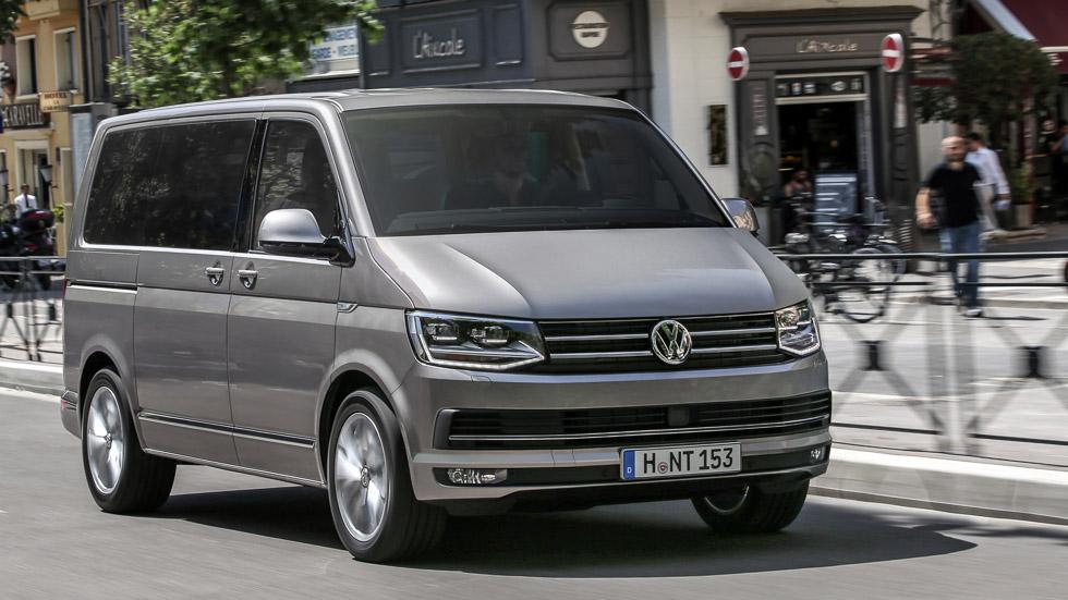 """VW Multivan, para el ocio y el negocio: llega ahora la versión """"The Original"""""""