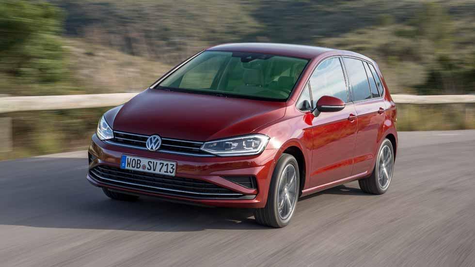 VW Golf Sportsvan 2018: primera prueba y precios del Golf monovolumen
