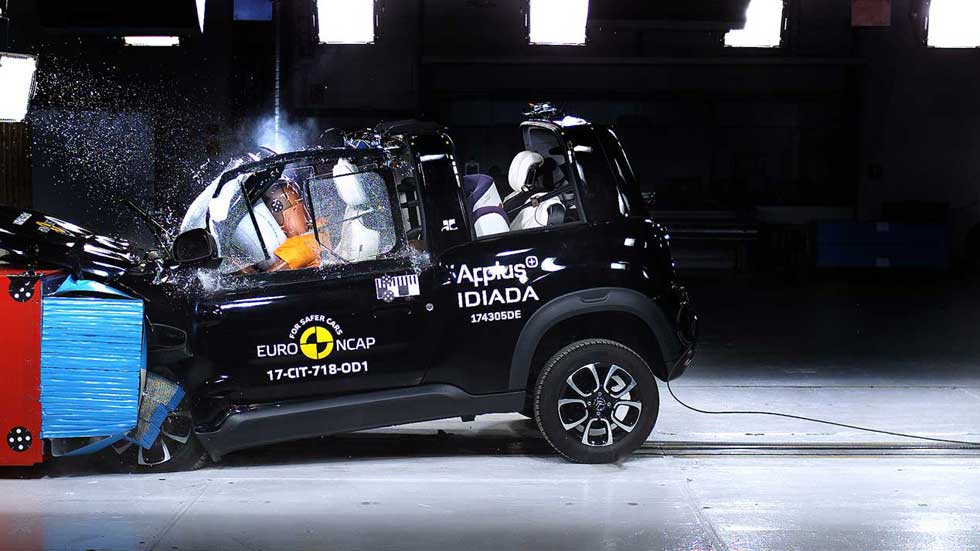 Los últimos test de Euro NCAP: Civic, X3, DS 7, E-Pace… ¿Cuál es más seguro?