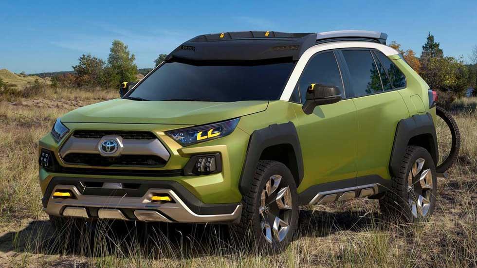 Toyota FT-AC Concept, ¿adelantando los SUV y 4x4 del futuro?