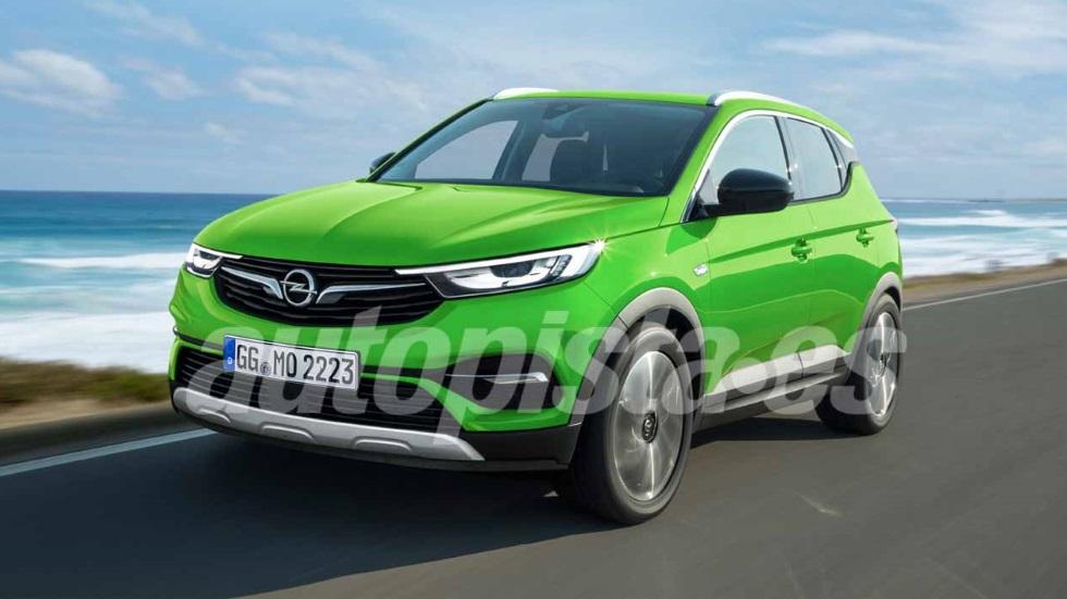 Opel Mokka X 2019: datos, fotos y vídeo del nuevo SUV con base Peugeot