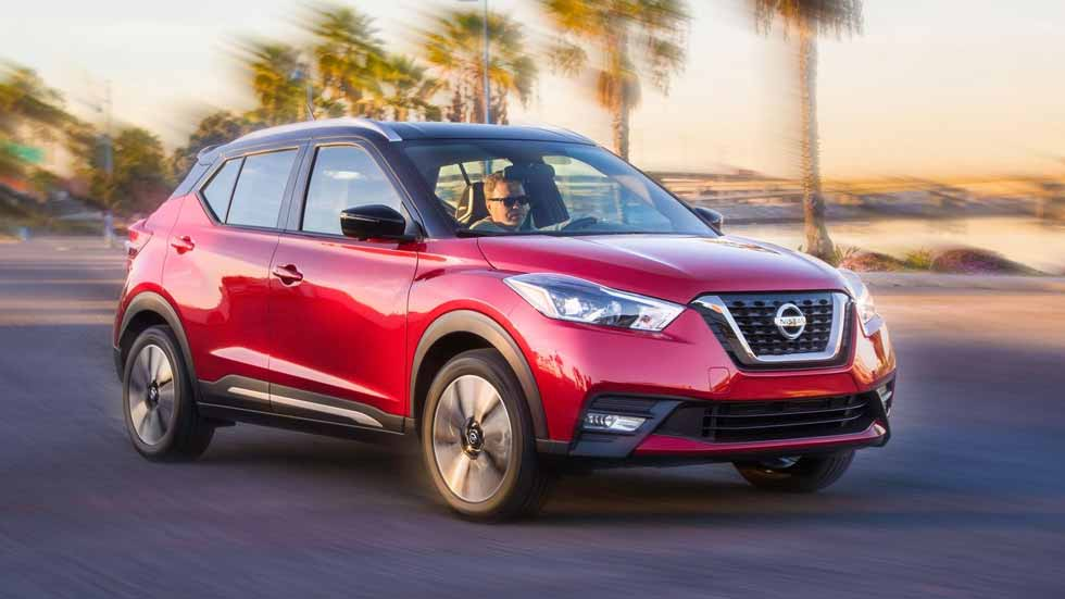 nissan kicks 2018 el futuro juke para europa. Black Bedroom Furniture Sets. Home Design Ideas
