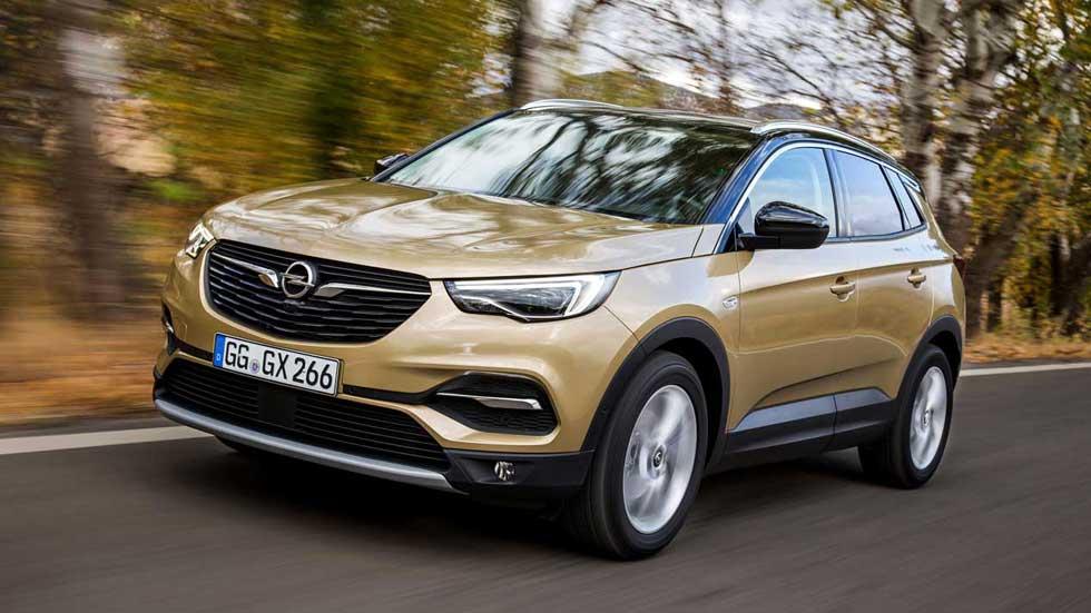 Opel Grandland X: el SUV, a la venta con un nuevo Diesel