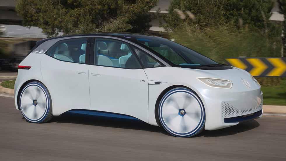 El nuevo Volkswagen I.D. eléctrico, en 2019