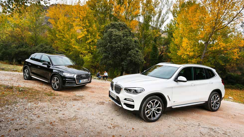 Revista Autopista 3033: nuevo BMW X3 vs Audi Q5, ¿cuál es mejor SUV?