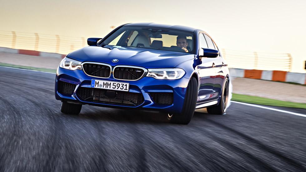 Nuevo BMW M5, ahora con tracción total. ¡Lo probamos!