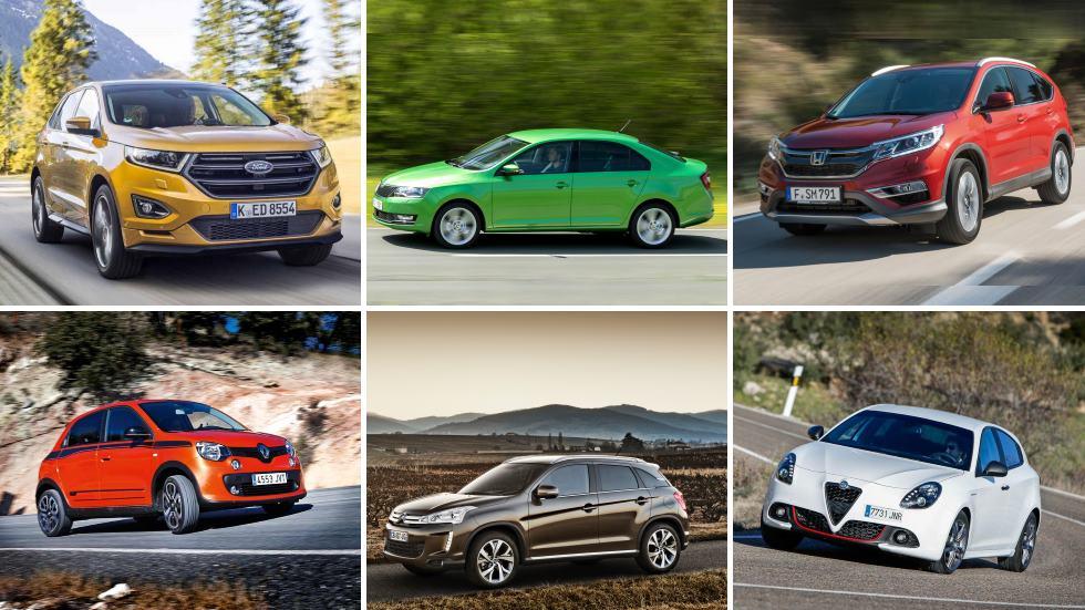 13 coches que no han dado suerte en 2017: sus ventas se calaron