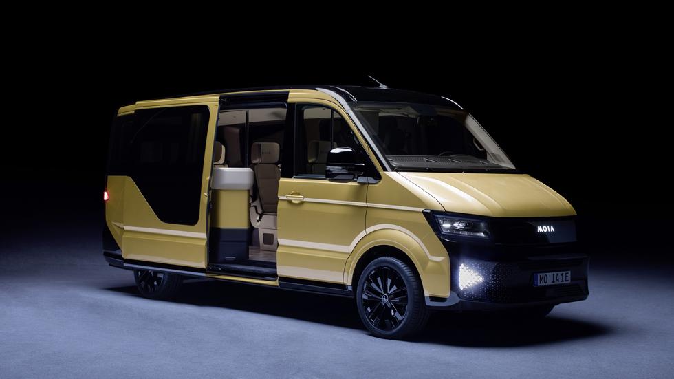 MOIA: la start-up de Volkswagen para la movilidad compartida