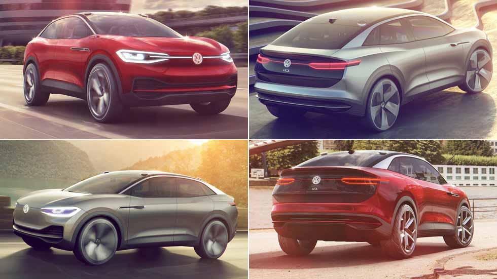 Volkswagen lanzará un segundo SUV eléctrico basado en T-Roc y Tiguan