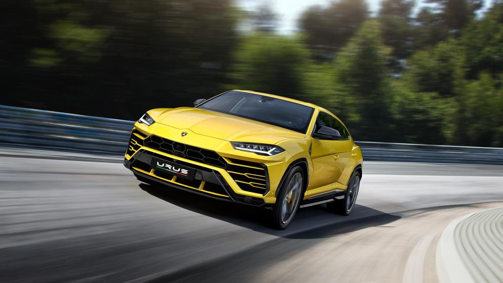 Lamborghini Urus: así es uno de los SUV más exclusivos y deportivos