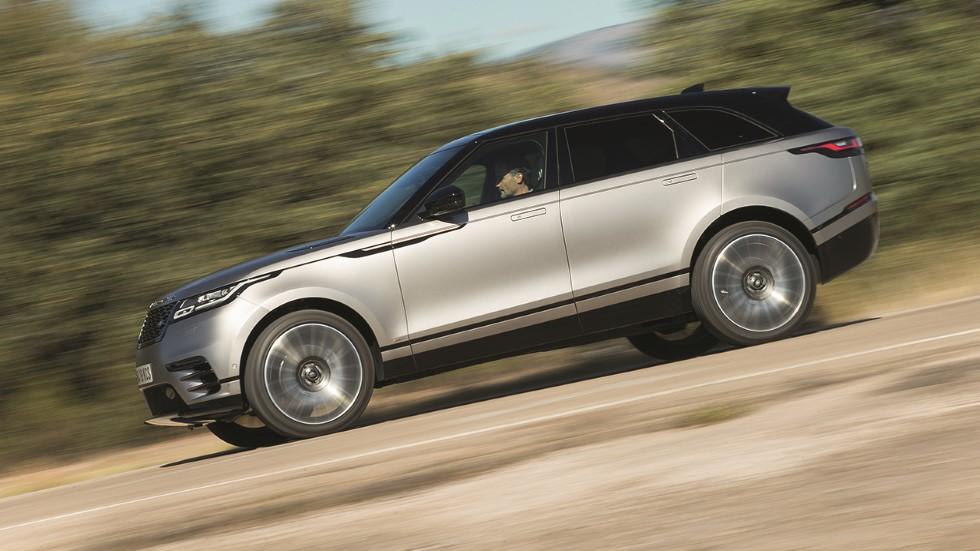 Range Rover Velar D300: probamos a fondo el SUV más revolucionario