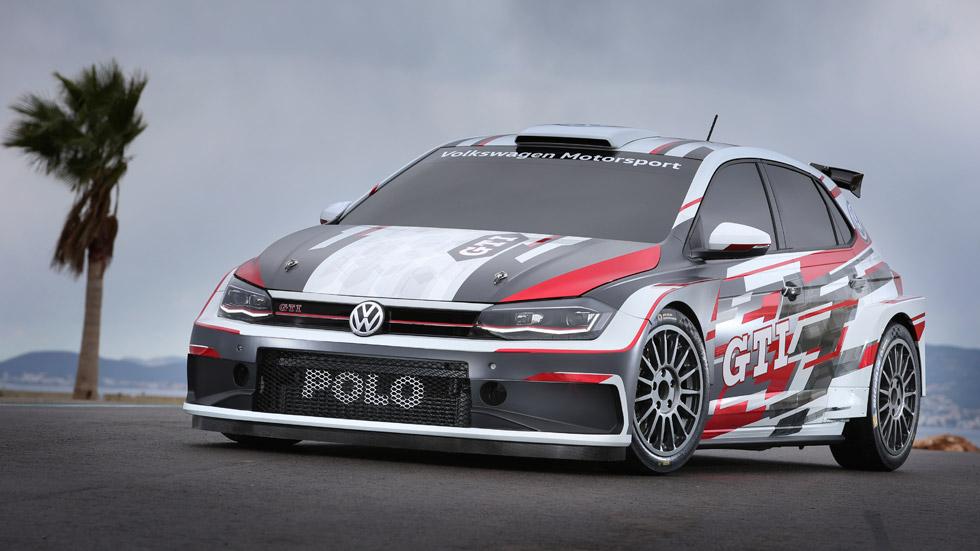Volkswagen Polo GTI R5, el coche de rallyes con genes españoles