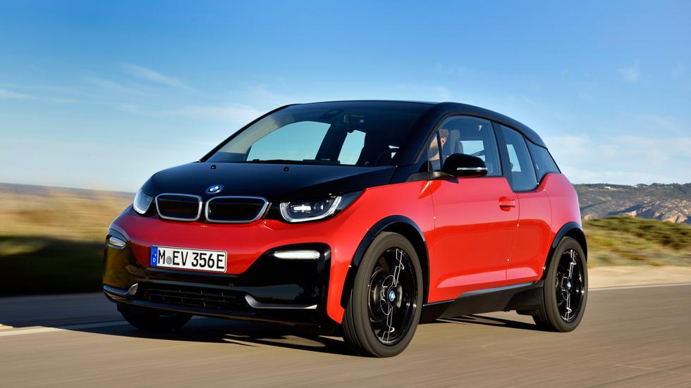 Probamos el nuevo BMW i3s: deporte urbano