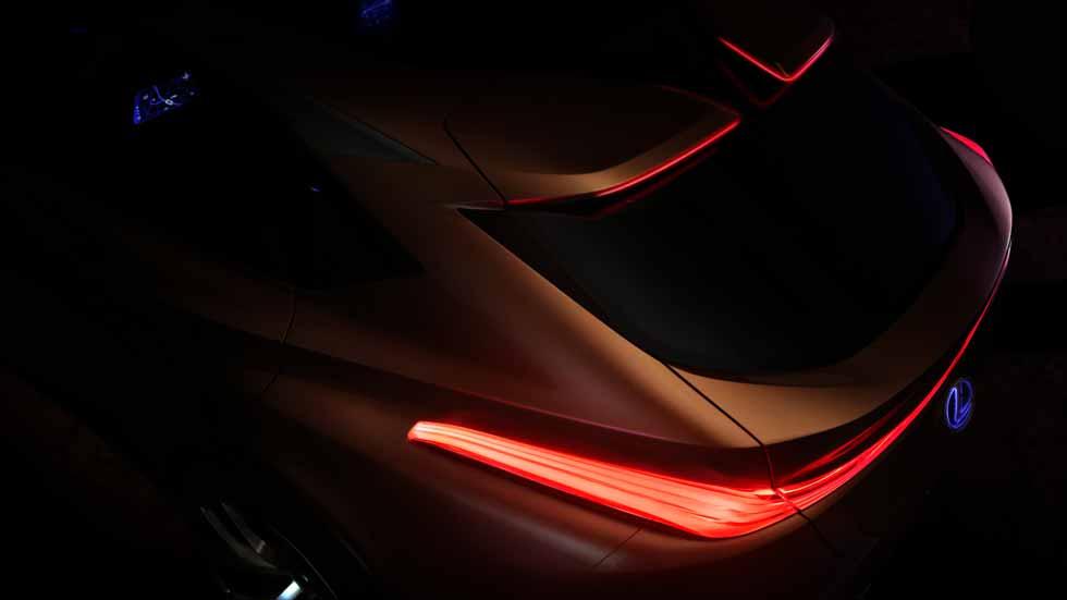 Lexus LF-1 Limitless: nuevo súper SUV, en el Salón de Detroit 2018
