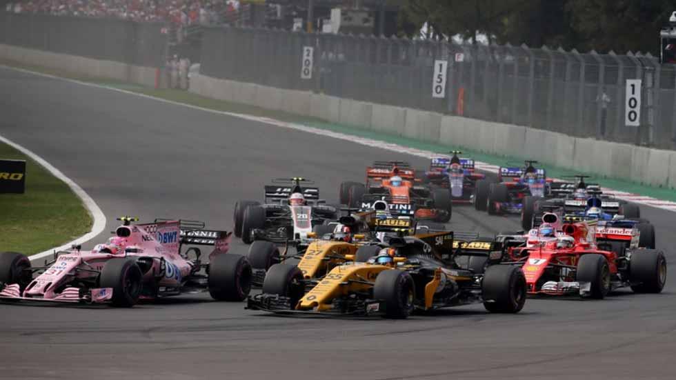 La Fórmula 1 aprueba su calendario definitivo de carreras para 2018