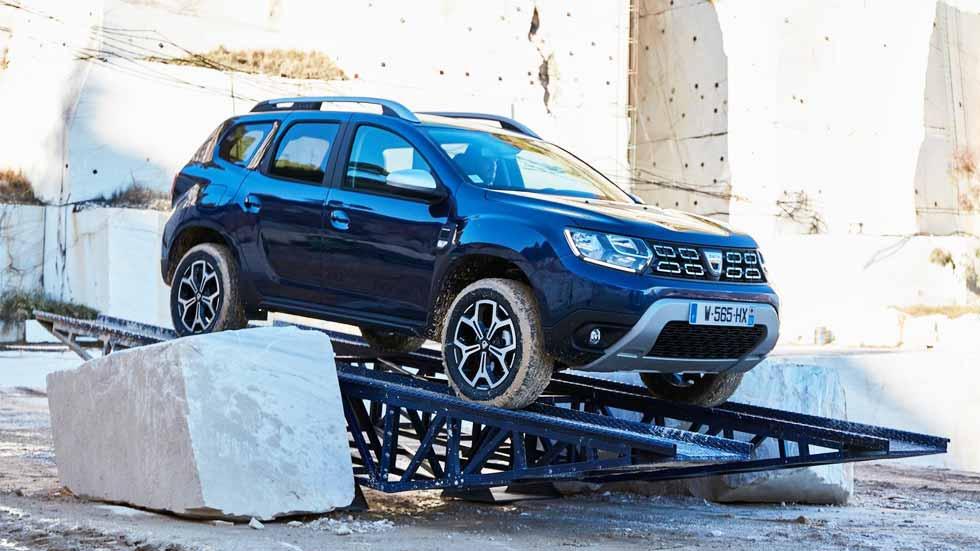 Dacia Duster 2018, sus claves: primeros precios, nuevo interior, motores…