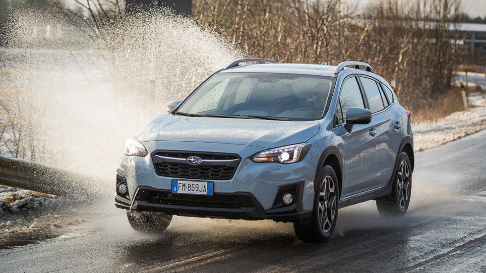 Subaru XV 2018: precios y primera prueba del nuevo SUV compacto