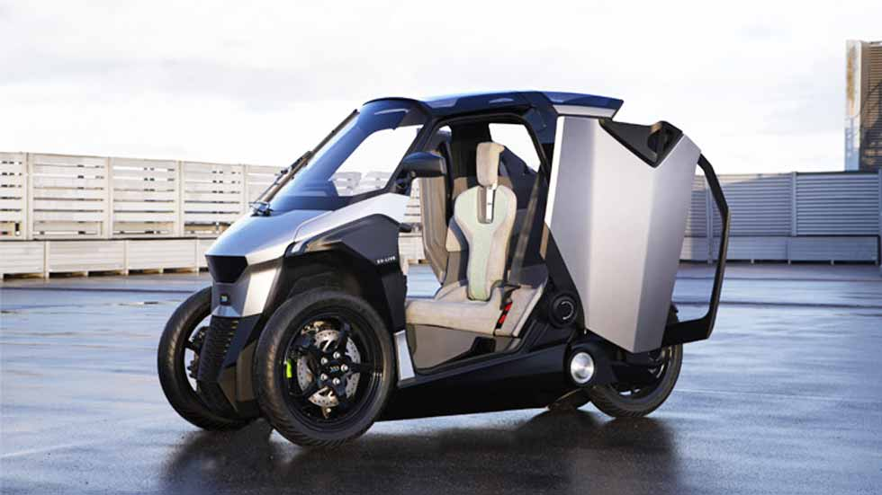 peugeot eu live as es la nueva alternativa al renault twizy. Black Bedroom Furniture Sets. Home Design Ideas