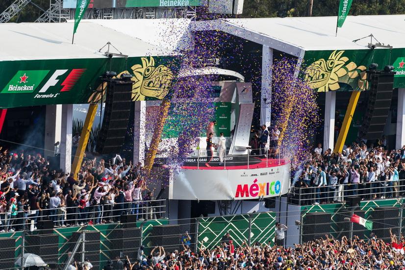 GP de México, el mejor por tercer año consecutivo