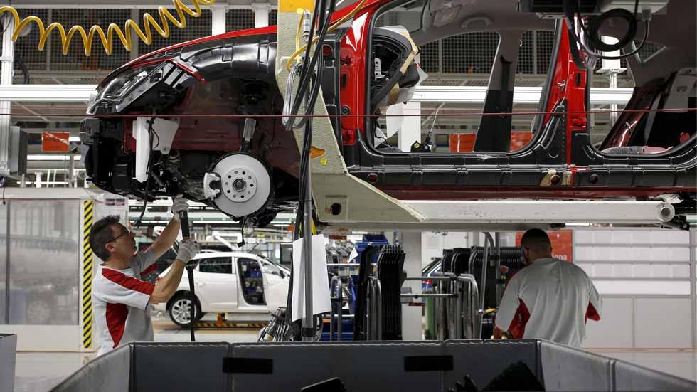 España, segundo país productor europeo de coches