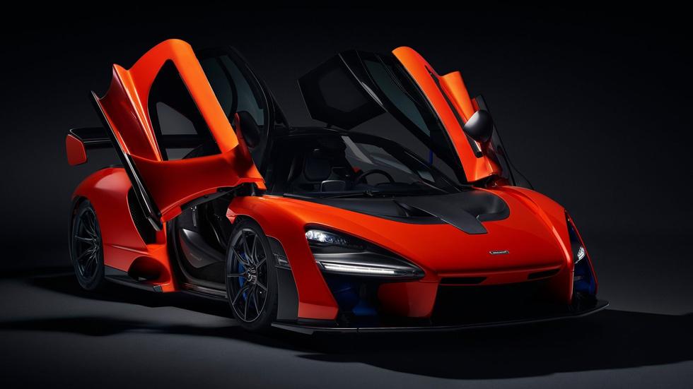 McLaren Senna, pensado para ser el más rápido