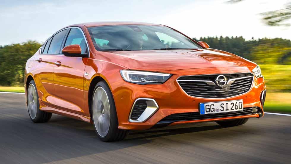 Opel Insignia GSi: precios para España del Insignia más deportivo
