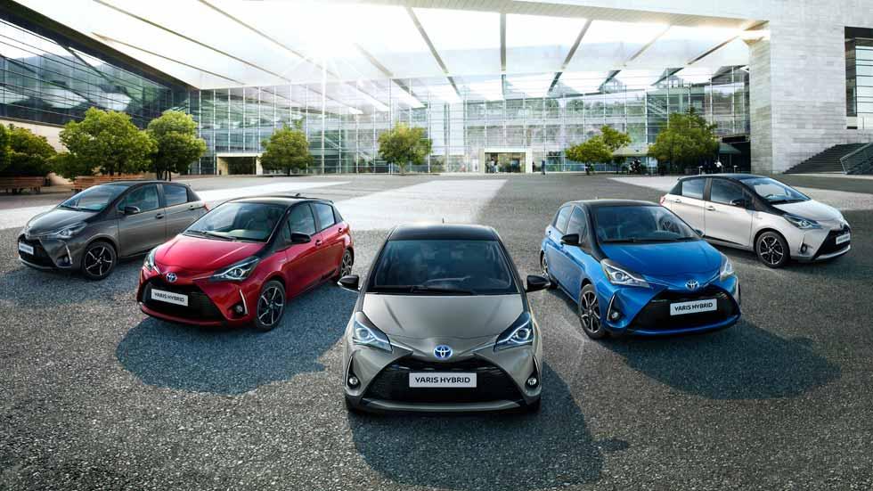 Toyota Yaris 2018: más equipado y con el mismo precio